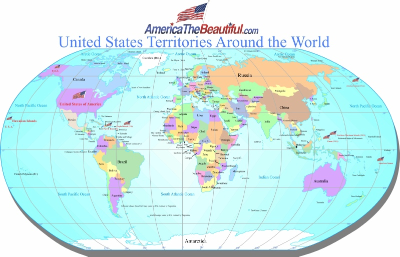 The CSN Sociology Student Legacy Wiki IMPERIALISM - Oceans around united states